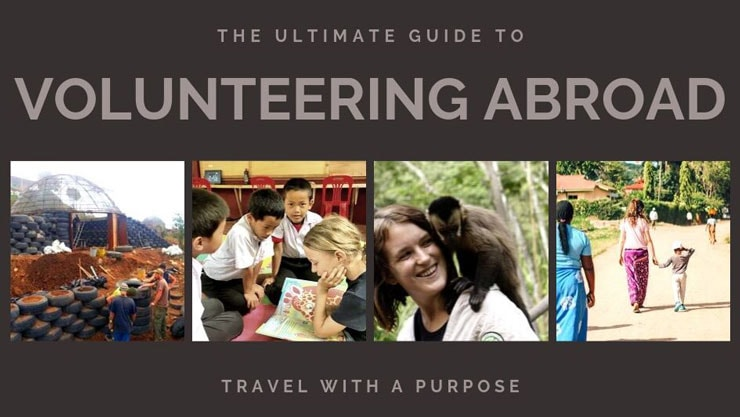 The ultimate guide to volunteering abroad
