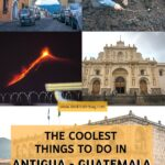 The Coolest Things to Do in Antigua Guatemala travel, central-america