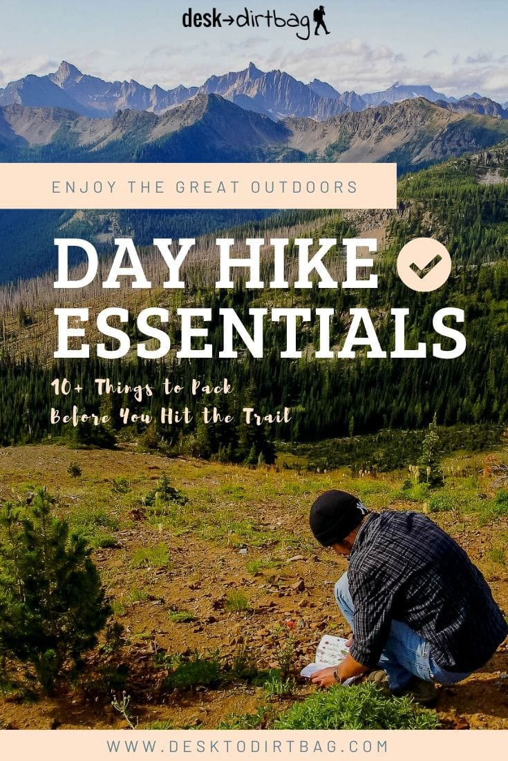 Day Hike Essentials that You Need to Pack for Your Next Trip