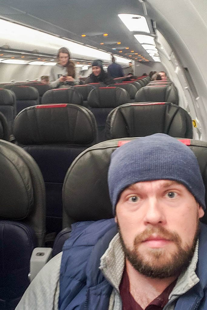 I Caught the Last Flight Out of the United States to Return to Colombia travel